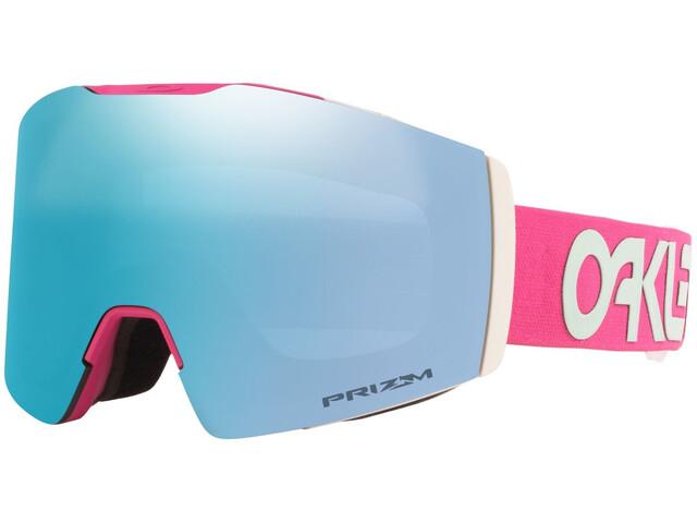 Oakley Fall Line XM Gogle zimowe, niebieski/różowy